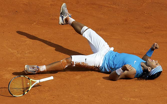 For the fourth year in a row, Rafael Nadal won the Monte Carlo Masters after not dropping a single set to Roger Federer.