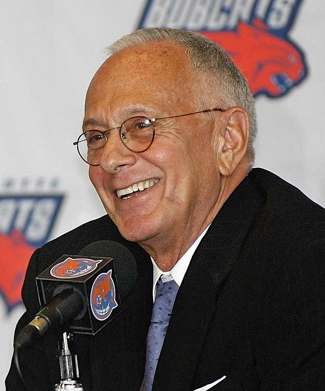 Just two seasons removed from his dreadful one-year stint with the Knicks, Larry Brown is back at the helm, this time for the Charlotte Bobcats. With a wealth of young talent and Michael Jordan in charge of basketball operations, Larry Brown hopes to revitalize yet another franchise.
