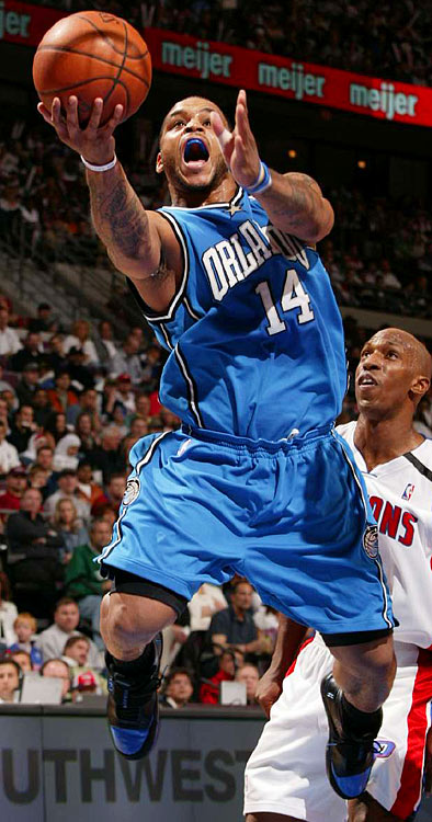 Jameer Nelson scored seven points and had five assists in a losing effort.