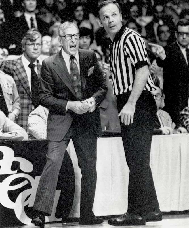 UCLA defeated Kentucky in 1975 to give Wooden his 10th NCAA title.