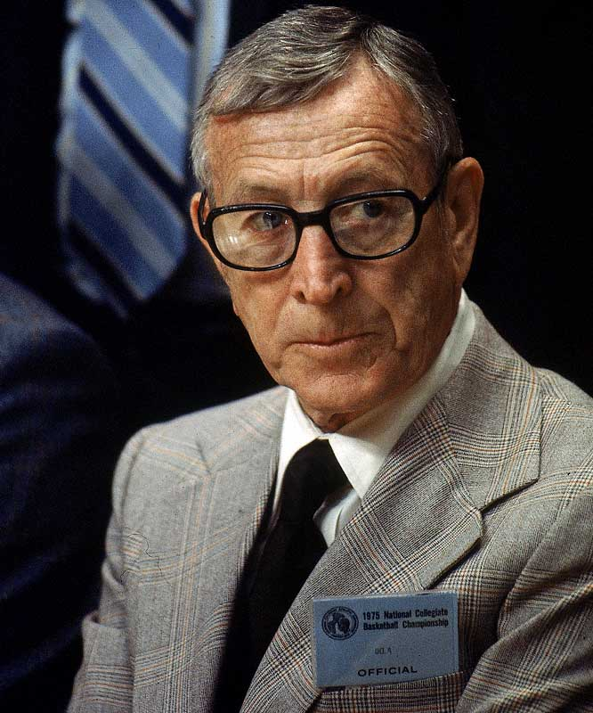 John Wooden died June 4, 2010 at the age of 99.