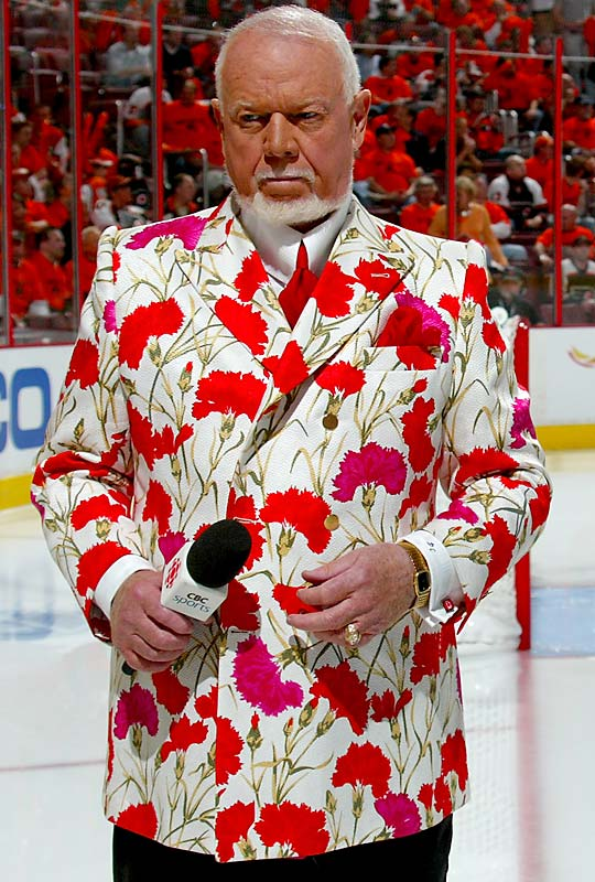 """Nothing says """"the sweet smell of success"""" like floral arrangement evening wear by Cherry."""