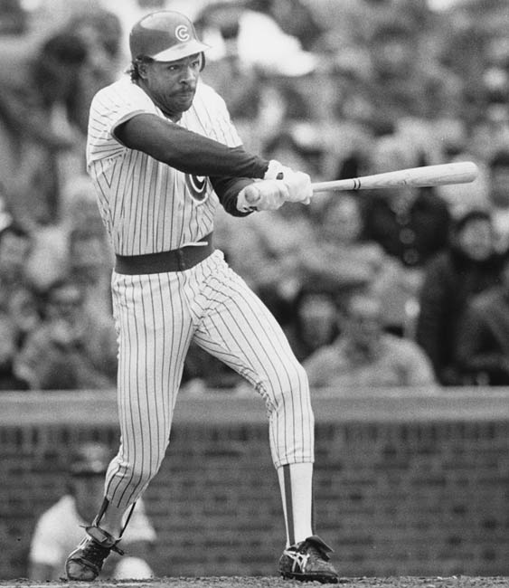 In a 16-inning contest against the Reds at Wrigley Field, Cubs right fielder Andre Dawson is intentionally walked five times, setting a new major league record.