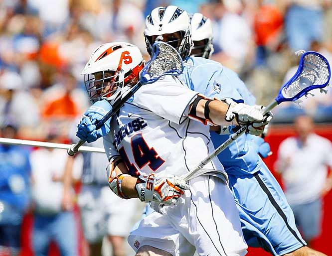 In watching the top two programs in NCAA lacrosse history -- both for all-time wins and titles -- lacrosse fans saw cutthroat competition on Memorial Day.