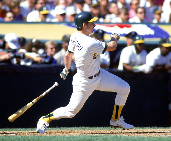 With plenty of protection in a loaded lineup, Lansford got off to a torrid start in 1988 and was hitting .402 for the A's on June 6. Unfortunately for Oakland, Lansford hit just .193 the rest of the way, finishing at .279.