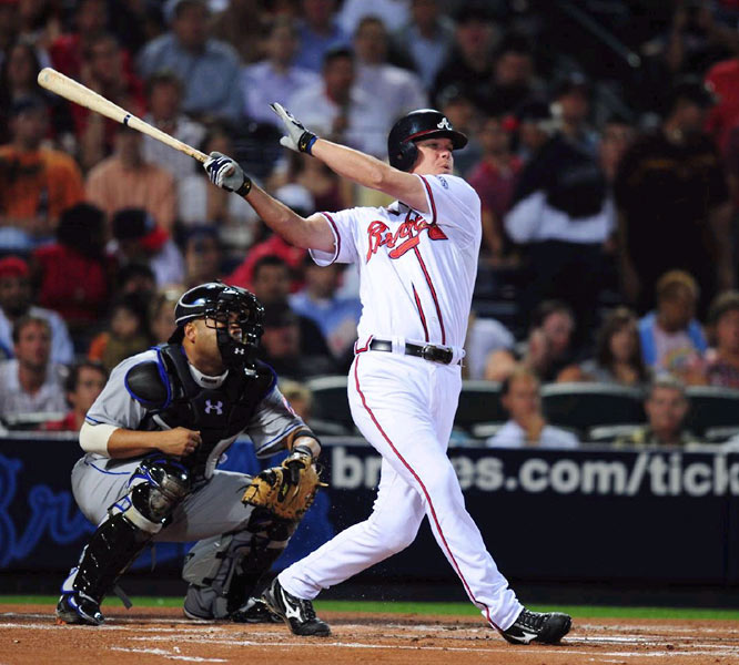 A career .310 hitter, Chipper Jones is really hitting 'em where they ain't this season. It's a bit premature to start The Chipper Watch, but you can't ignore a .400 average in June.<br><br>For the record, it's been 67 years since Ted Williams became the last player to hit .400 (.406, actually), and few men have mounted a serious challenge into the summer.<br><br>Here's a look at the 14 other hitters since 1980 who cracked .400 in June or later ...