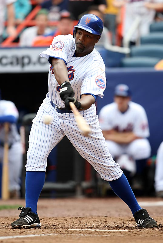 After Carlos Delgado dropped from 38 to 24 home runs over the past two seasons, Mets fans were hoping he would rebound by having a solid year. However, his start to the season has been troubling, given his paltry .198 batting average and 20 K's in the first 26 games of the season.