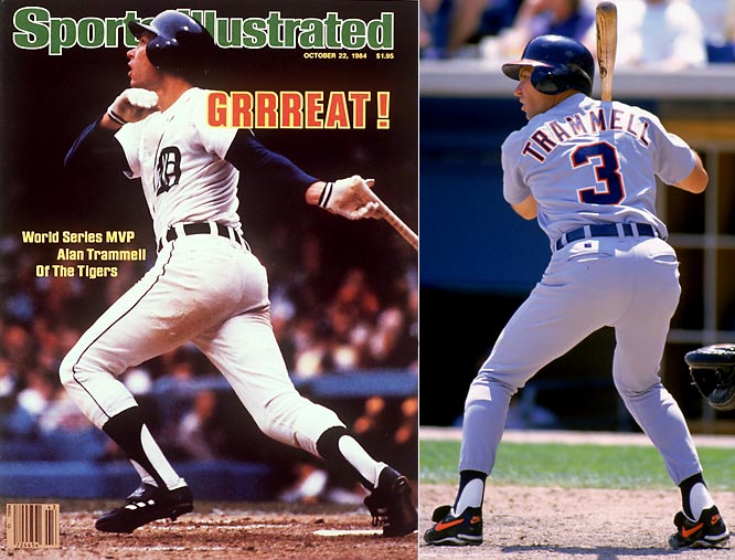 How is Alan Trammell not even mentioned for No. 3? His numbers stack up against Hall of Fame shortstops and he should get into Cooperstown at some point. I was glad to see Lou Whitaker listed under No. 1, but Tram should be there, too.<br>-<i>detroitmarc</i>