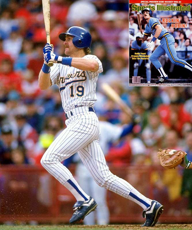 Bob Feller didn't win 300 games and didn't even have a sub-3.00 ERA. Robin Yount was way more deserving. Two MVPs at different positions! 3,000 hits! Again, Yount is bypassed because he played in a small market.<br>-<i>Ballboy1</i>