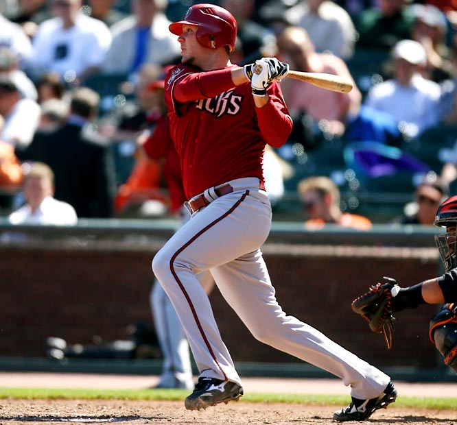 As a rookie with the  D'backs he batted .333 in 60 at-bats with four home runs. Owings has been used as a pinch-hitter 14 times already during his young career.