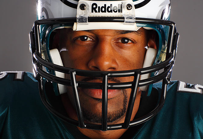 Having closed the 2007 season with three straight victories, McNabb and the Eagles enter the '08 campaign with a sense of optimism and confidence.
