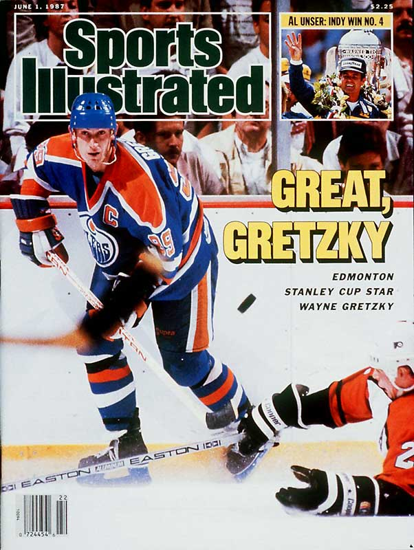 Netminder Ron Hextall's heroic Conn Smythe Trophy-winning performance wasn't enough to lift the Flyers past the Gretzky-led Oilers in a Game 7 heartbreaker.