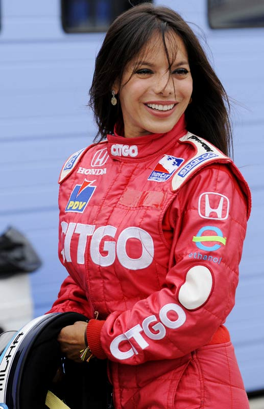 In January, Duno finished second in the Rolex 24 at Daytona, the highest podium finish for a female driver in the 45-year history of the event. Last year she became the first Hispanic female driver to qualify for the Indy 500 with a four-lap average speed of 220.305 mph. She'll start on the outside of the ninth row this year at Indy.