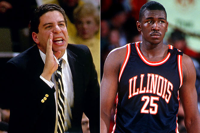 "Whistle-blower: Bruce Pearl<br><br>Offender: University of Illinois<br><br>Offense: In 1989, Pearl (left), then an assistant at Iowa, accused the Illini of illegally recruiting Deon Thomas. Pearl gave the NCAA tapes of an alleged conversation he had with Thomas, detailing the SUV and cash Illinois gave the Chicago prep star.<br><br>Fallout: The NCAA did not find any infractions relating to Thomas' recruitment by Illinois, but uncovered other violations that resulted in a one-year postseason ban for the Illini. Pearl was reportedly ""blackballed"" by other coaches, but has since worked his way to the head-coaching job at Tennessee."