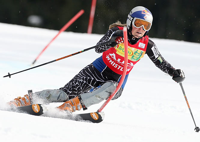 The 23-year-old and two-time Olympian won her first-overall World Cup title in March.
