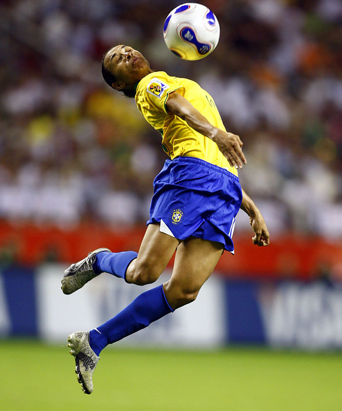 The 22-year-old, born Marta Vieira da Silva, carried her country to its first World Cup finals appearance with tournament-leading seven goals in 2007. She was named World Footballer of the Year for the second-straight year.