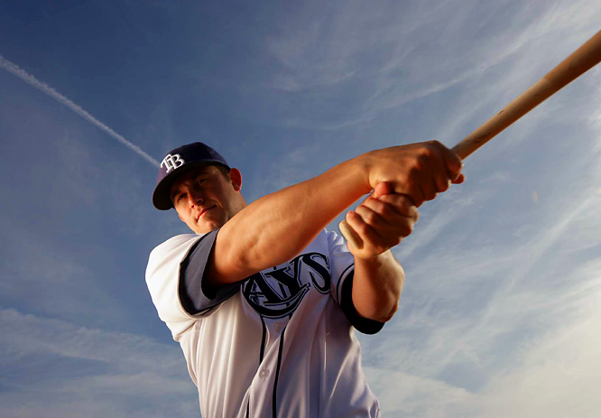 Longoria signed the longest deal in franchise history in April with a 9-year contract, inked just one week after the Rays promoted the third baseman from Triple A Durham. In helping the first-place Rays to a surprising start, the rookie was hitting .241 with seven homers and 28 RBIs through June 1.