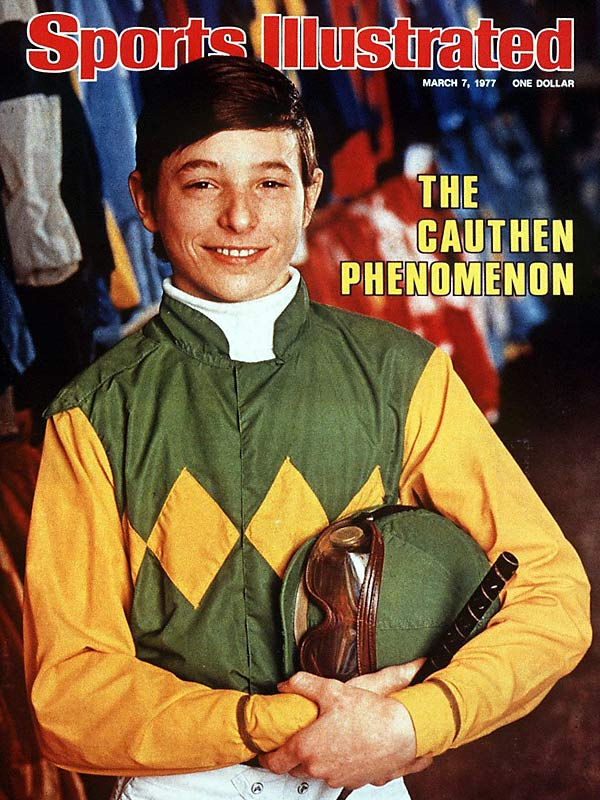 Steve Cauthen is the last jockey to win the Triple Crown, riding the great Affirmed to victories in the Kentucky Derby, Preakness and Belmont Stakes.