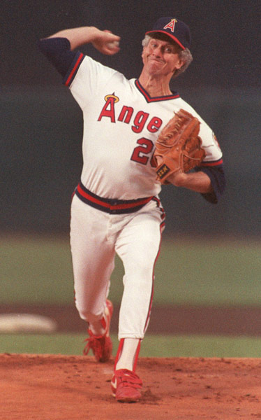 Angels' hurler Don Sutton becomes the 19th major league pitcher to win 300 games as the Alabama native three-hits the Rangers, 4-1. The 43-year-old right-hander won a total of 324 games during his 23-year career.