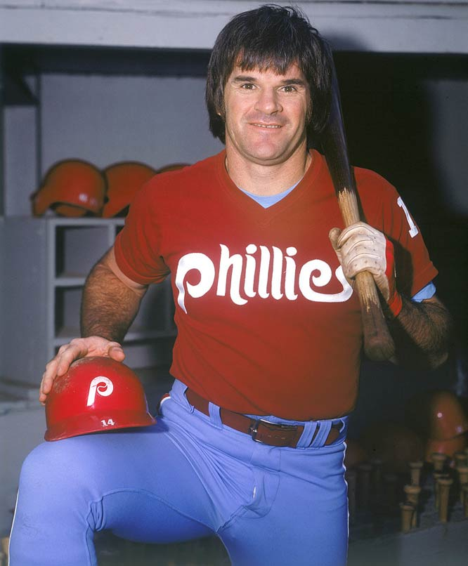 Pete Rose becomes the fifth player to appear in 3,000 games, joining Ty Cobb, Stan Musial, Hank Aaron and Carl Yastrzemski.