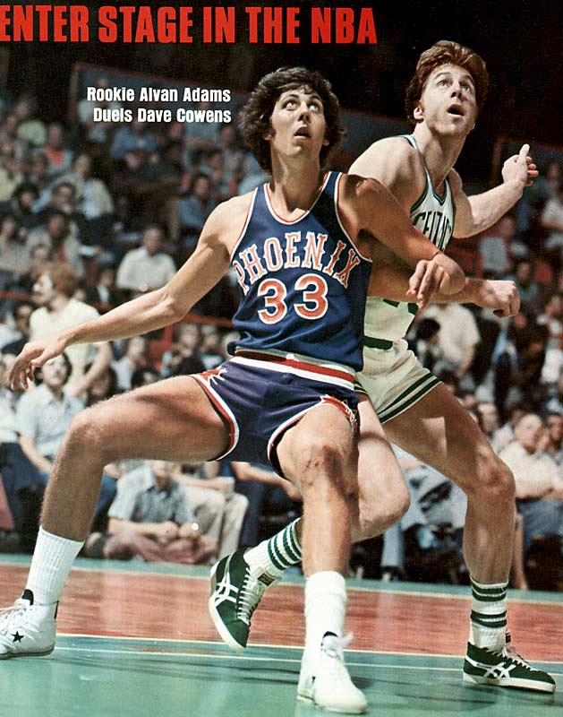 After a triple-overtime victory in Game 5 against the Phoenix Suns, the Dave Cowens-led Celtics win Game 6, 87-80, to claim the franchise's 13th championship.