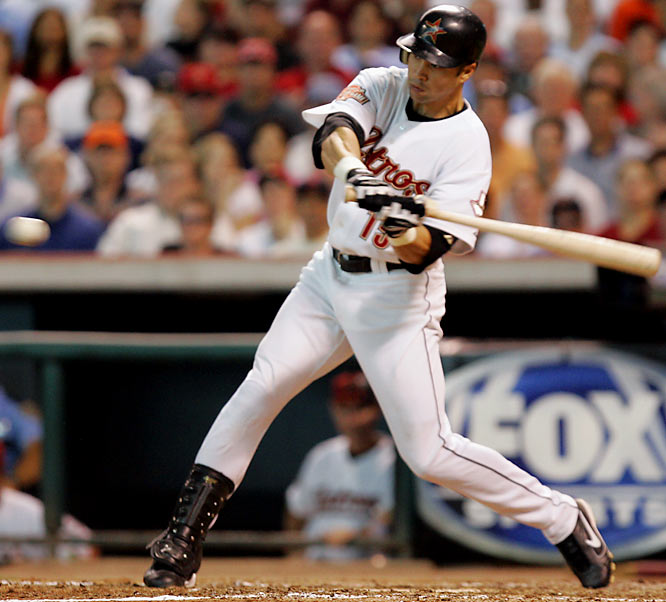 The Astros pulled the trigger on this deal early, grabbing the cream of the trading crop from Kansas City on June 24. Beltran helped steer the Astros to their first playoff series win in franchise history and in 12 postseason games batted .435 with eight homers. Beltran tied or bested six NL postseason records, enticing the Mets to sign him to a seven-year/$119 million contract in the offseason. Closer Octavio Dotel went to Oakland as part of this three-team trade.