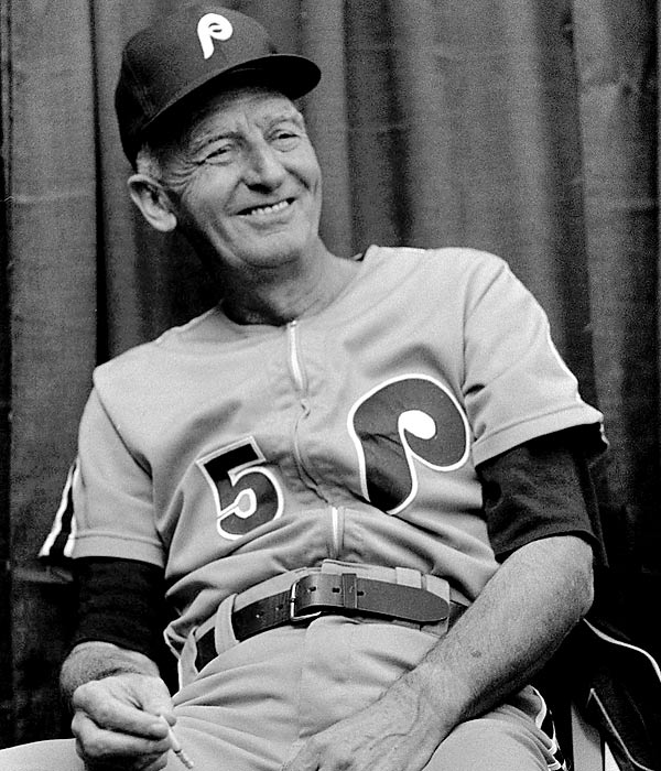 The Phillies were in first place but only one game above .500 at 43-42 when general manager Paul Owens fired skipper Pat Corrales and took over the reins himself, going 47-30 the rest of the way and leading the Phillies to an NL pennant.