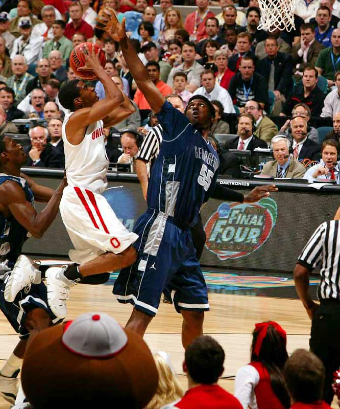 Hibbert is one of the few seniors getting first-round consideration. The 7-2 center, No. 4 on the Hoyas' all-time shot-blocking list, should be able to play some minutes immediately.