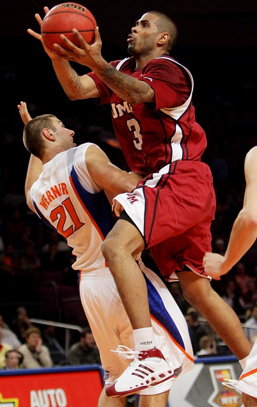 The 6-7 swingman was one of the standouts at the Portsmouth and Orlando predraft camps, two showcases mainly for players trying to solidify their place in the second round. Forbes was the Atlantic 10 Player of the Year after averaging 19.4 points and 7.5 rebounds in 2007-08.