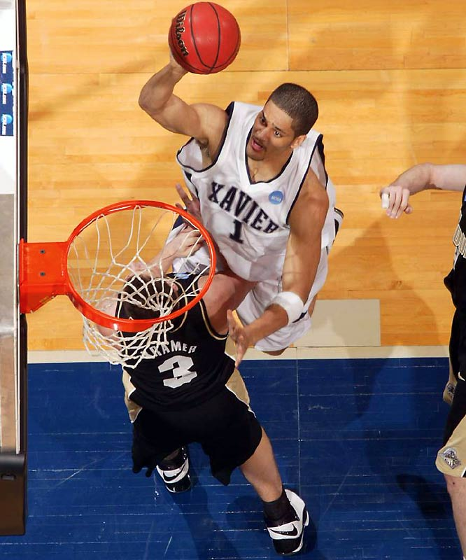 The 6-9 senior didn't produce huge numbers at Xavier, but he did have two 20-point games during the NCAA tournament. Like Gary Forbes, Duncan helped his cause at the predraft camps.