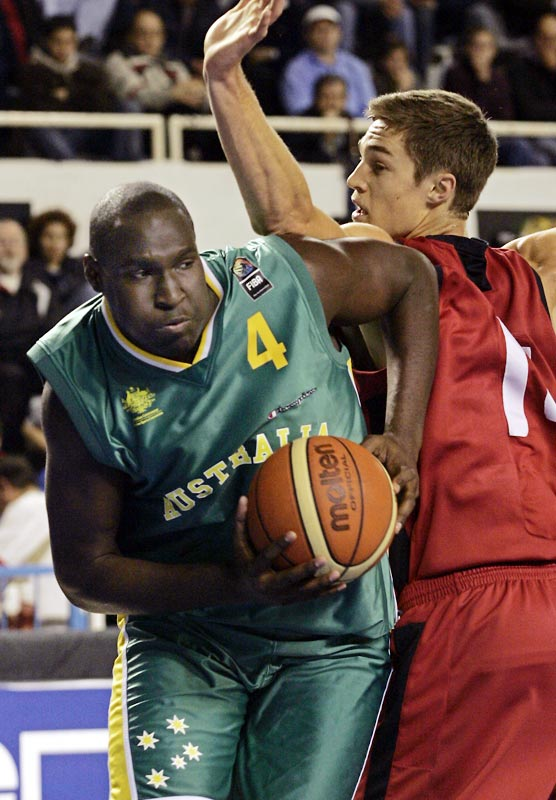 The 6-10, 280-pound big man is referred to by some as the Aussie Shaq, but Jawai has said that he sees himself as a power forward in the NBA. Jawai, a raw prospect, is projected to be selected late in the first round or early in the second round.