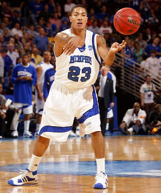 No freshman in the nation had a bigger coming out party than Rose, who led Memphis to the national championship game before being tabbed the No. 1 pick in the NBA draft. Here are some other freshmen who had breakout seasons during the 2007-08 college sports year, including the nation's best first-year quarterback and hockey goalie.