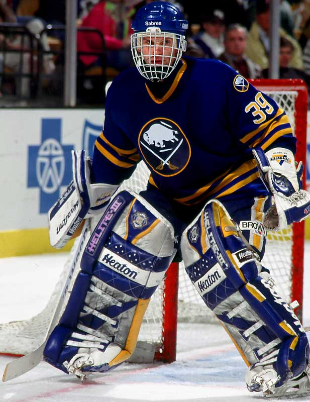 On Aug. 7, 1992, the Blackhawks traded Hasek to Buffalo for goalie Stephane Beauregard and a fourth-round pick (Eric Daze). It would prove to be one of the most lopsided trades in NHL history. Within two years, Hasek would win the first of his six Vezina trophies as the league's top netminder.
