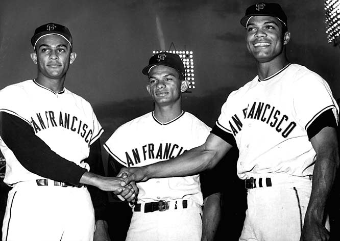 The brothers from the Dominican Republic enjoyed prominent careers which peaked during the 1960s. On Sept. 10, 1963, as members of the Giants, they became the first trio of brothers to bat consecutively in the same game.