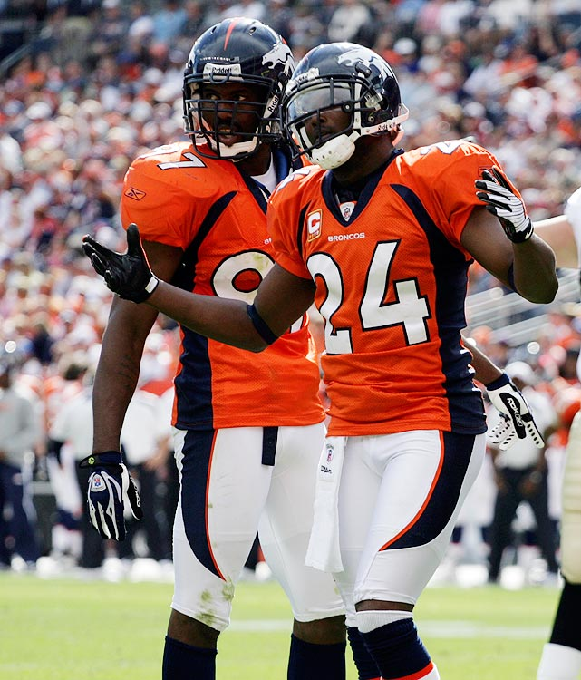 Originally drafted by the Lions, Boss signed a five-year contract with the Broncos in 2008, joining brother Champ in the defensive backfield. The two became the fourth pair of brothers to play for the Broncos, and joined Dave and Doug Widell and Eldon and William Danehauer as the only brothers to play for the franchise concurrently.