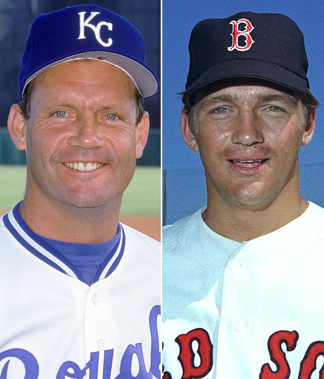 George may be the most memorable, but three other Brett brothers played professional baseball. Bobby and John (not pictured) played minor league ball, while Ken became the youngest pitcher to ever pitch in the World Series when he appeared in relief in Game 4 of the 1967 World Series. Like his brother, Ken was an outstanding hitter, especially for a pitcher. In 347 career at-bats he slugged .406.