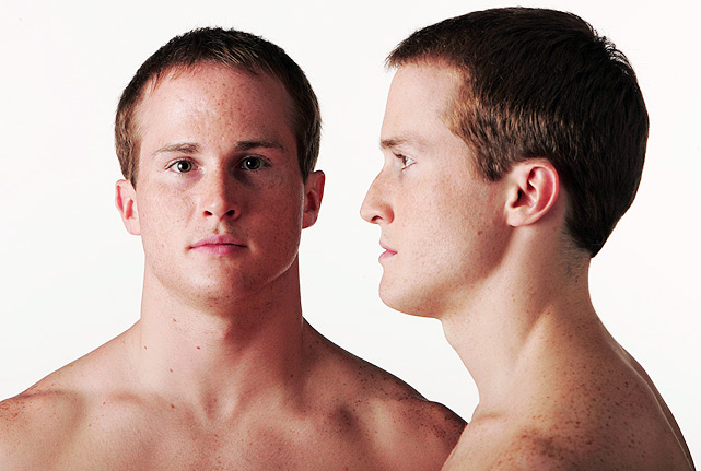 Twin brothers Paul and Morgan both won silver medals at the 2004 Olympics in the gymnastics team all-around competition. Paul won the gold in the men's individual all around as well, though the medal was disputed due to a scoring issue.