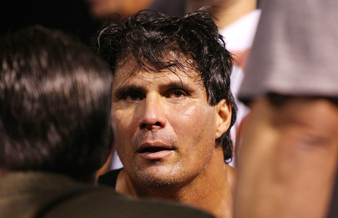 According to the New York Daily News, Canseco earned $35,000 for the fight, which made only a small dent in his six-figure debt from legal bills. The former slugger hardly appeared distraught from the loss (and ongoing financial issues), though, claiming the fight was a step closer to a career in mixed martial arts.