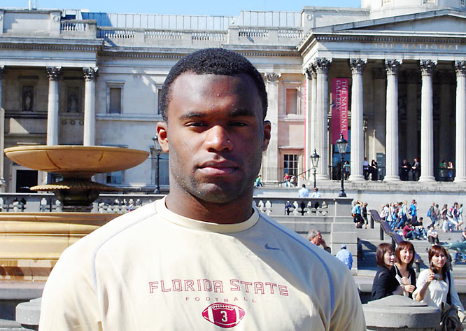 Rolle also visited the National Gallery in London.