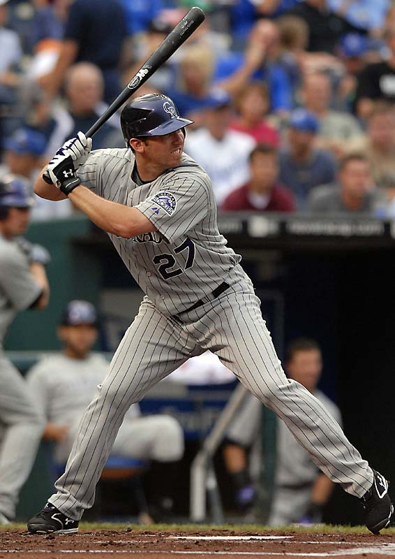 Having spent all six of his seasons in Colorado, Rockies third baseman Garrett Atkins is back in trade rumors, especially with backup Ian Stewart poised to replace him. A logical destination could be Cleveland since the Indians are looking to fill a third-base position, or Los Angeles since the Angels expressed interest in him around this time last year.
