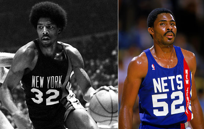 "In the 1977 offseason the Nets made a  63-mile move from Nassau Coliseum in Long Island, N.Y.,  to Rutgers Athletic Center in Piscataway, N.J., because owner Roy Boe made plans to have the team play in the Meadowlands Sports Complex once its construction was complete. Without their ABA star Julius ""Dr. J"" Erving, the Nets finished with the worst record in the NBA in both inaugural seasons before drafting rookie Buck Williams who helped increase their total wins by 20 in 1981 to give the Nets their first season over .500 with a 44-38 record."