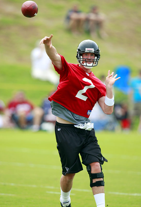 Where: Falcons Facility; Flowery Branch, Ga.<br><br>Opens: July 26<br><br>Storyline: The Falcons hope they have improved enough to provide a core of talent to play around No. 3 pick Matt Ryan.