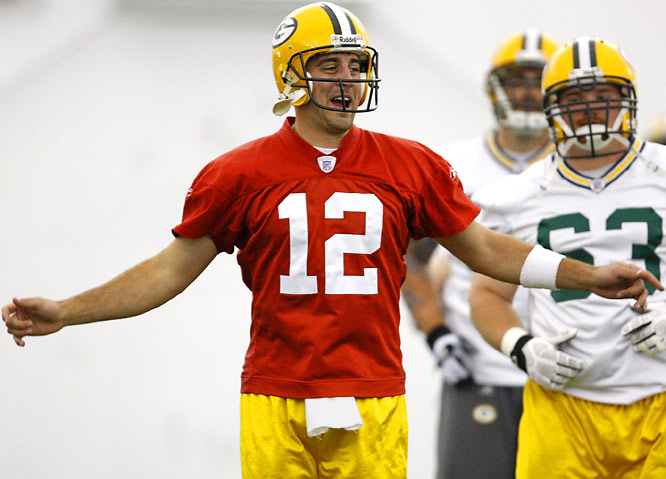 Where: St. Norbert College; De Pere, Wis.<br><br>Opens: July 28<br><br>Storyline: Aaron Rodgers will now be the featured bike rider from the locker room to the practice field.
