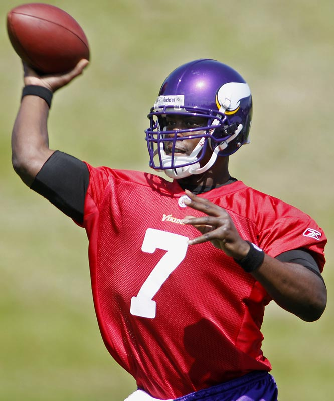 Where: Minnesota State University; Mankato, Minn.<br><br>Opens: July 25<br><br>Storyline: Tarvaris Jackson is the key to the Vikings earning their first playoff berth since 2004.