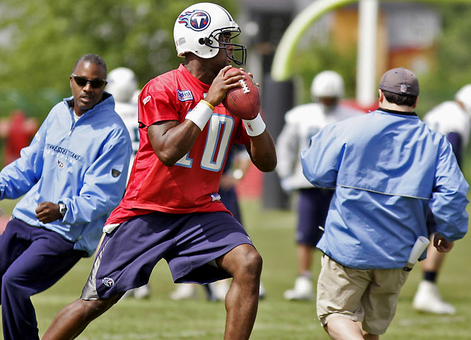 Where: Baptist Sports Park Facility; Nashville, Tenn.<br><br>Opens: July 27<br><br>Storyline: A new offense, led by coordinator Mike Heimerdinger, means we may see a new Vince Young in 2008.