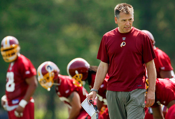 Where: Redskins Park; Ashburn, Va.<br><br>Opens: July 22<br><br>Storyline: As with another executive change in Washington, it will be interesting to evaluate new head coach Jim Zorn's first training camp.