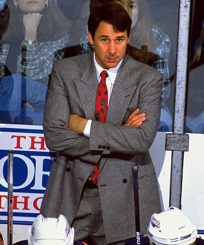 "Henning's brief tenure ended with the now-lamented Mike Milbury being brought in behind the bench for 1995-96. With the Isles going over the falls en route to the league's worst record, Milbury got total control when Maloney was canned in Dec. `95. ""Unfortunately, Don Maloney is probably better qualified to be a general manager in this league now than he was four years ago,"" co-owner Ralph Palleschi said. ""He failed. We failed. The team failed."" CLICK HERE for The Best & Worst of Mad Mike Milbury."