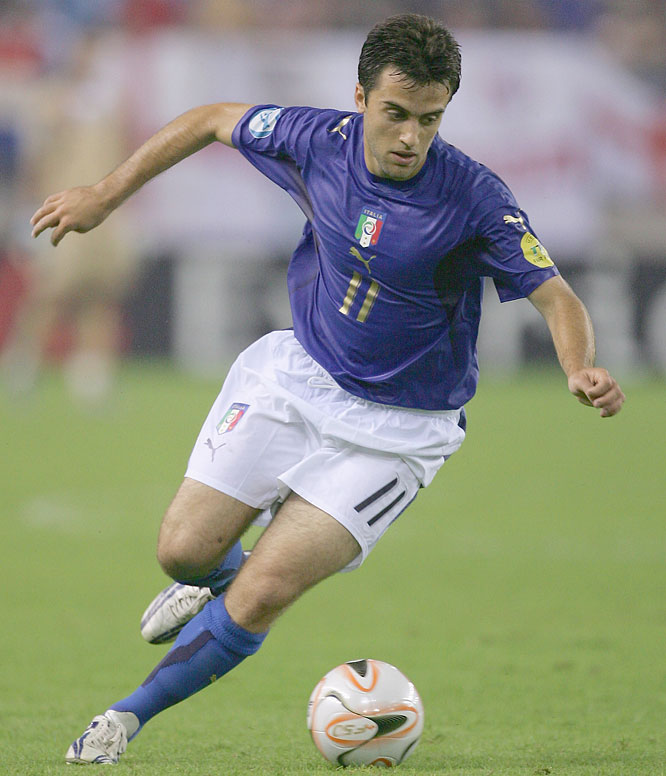 Born in Teaneck, N.J., to Italian immigrant parents and raised in nearby Clifton, Rossi competed for Italy in last year's U-21 European Championships and plays for Villarreal in the Spanish top division.