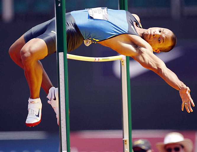 After the 2008 U.S. Olympic Trials, there are many reasons why Clay is considered the best in the event heading to Beijing. In the two-day span at the Trials, he scored 8,832 points, breaking the previous Olympic Trials record (8,726) set by Dan O'Brien in 1996, the year O'Brien won Olympic gold.