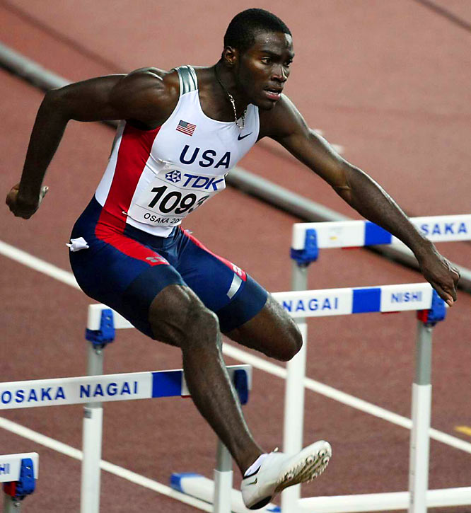 The man who broke Michael Johnson's 400-meter indoor mark will vie for another victory in Beijing. Clement's 44.57 seconds at the NCAA indoor championships in 2005 turned heads, and now he's set to capture his first Olympic gold medal
